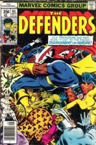 The Defenders (1st Series) 1972 - 1986 #63
