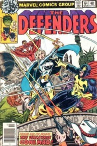 The Defenders (1st Series) 1972 - 1986 #64