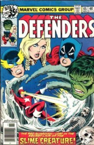 The Defenders (1st Series) 1972 - 1986 #65