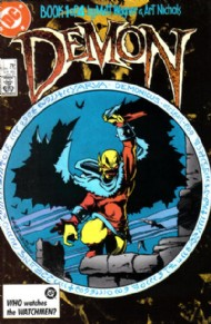 The Demon 1986 - 1987 #1