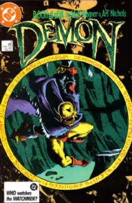 The Demon 1986 - 1987 #2