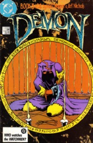 The Demon 1986 - 1987 #3