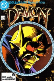 The Demon 1986 - 1987 #4