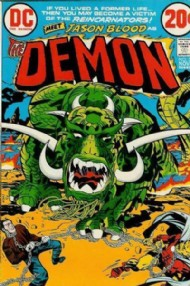 The Demon (1st Series) 1972 - 1974 #3