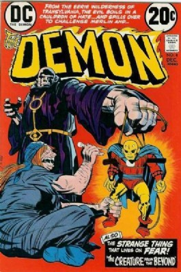 The Demon (1st Series) #4