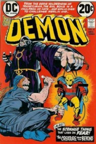 The Demon (1st Series) 1972 - 1974 #4