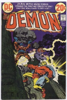 The Demon (1st Series) #5