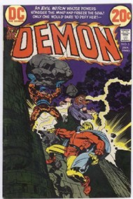 The Demon (1st Series) 1972 - 1974 #5
