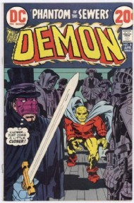 The Demon (1st Series) 1972 - 1974 #8