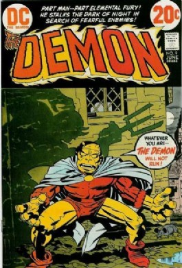 The Demon (1st Series) #9