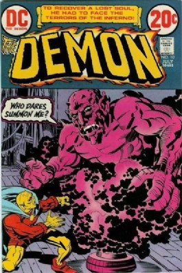 The Demon (1st Series) #10