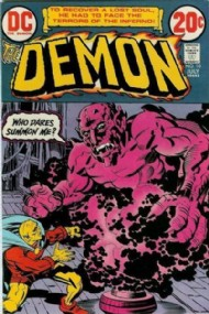 The Demon (1st Series) 1972 - 1974 #10