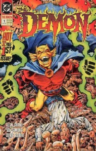 The Demon (2nd Series) 1994 - 1995 #1
