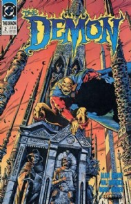 The Demon (2nd Series) 1994 - 1995 #2