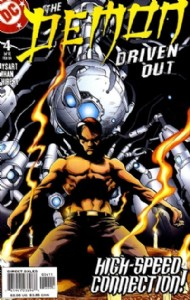 The Demon: Driven Out 2003 - 2004 #4