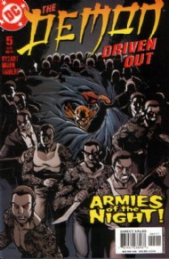 The Demon: Driven Out 2003 - 2004 #5