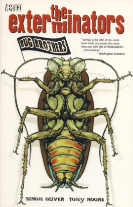 The Exterminators: Bug Brothers #1