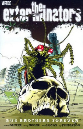 The Exterminators: Bug Brothers Forever #5