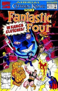 The Fantastic Four Annual 1963 #25