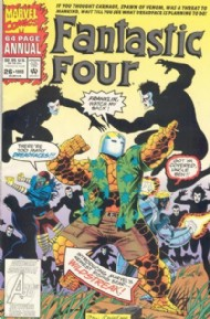 The Fantastic Four Annual 1963 #26