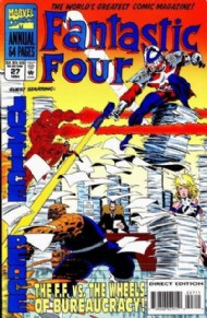 The Fantastic Four Annual 1963 #27
