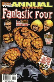 The Fantastic Four Annual 1963 #28