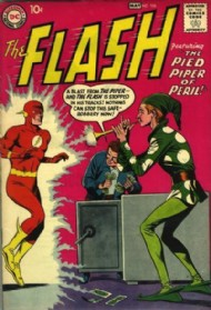 The Flash (1st Series) 1959 - 1985 #106