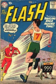The Flash (1st Series) 1959 - 1985 #107