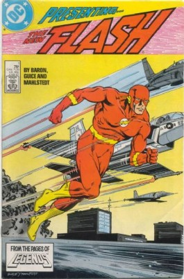 The Flash (2nd Series) #1