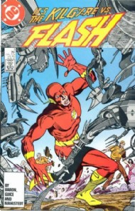 The Flash (2nd Series) 1987 - 2009 #3