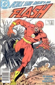The Flash (2nd Series) 1987 - 2009 #4