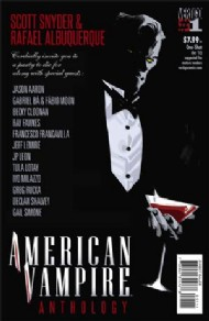 American Vampire Anthology 2013 #1