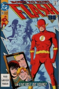 The Flash (2nd Series) 1987 - 2009 #65