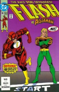 The Flash (2nd Series) 1987 - 2009 #66