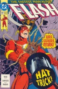 The Flash (2nd Series) 1987 - 2009 #67