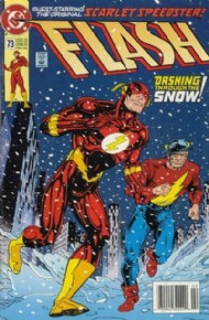 The Flash (2nd Series) 1987 - 2009 #73
