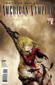 American Vampire: Second Cycle 2014 #1