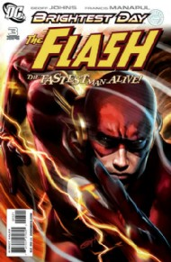 The Flash (3rd Series) 2010 - 2011 #3