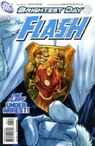 The Flash (3rd Series) 2010 - 2011 #4
