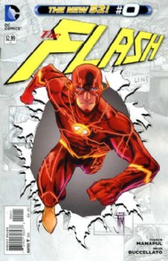 The Flash (4th Series) 2011 - 2014