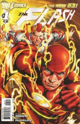 The Flash (4th Series) #1