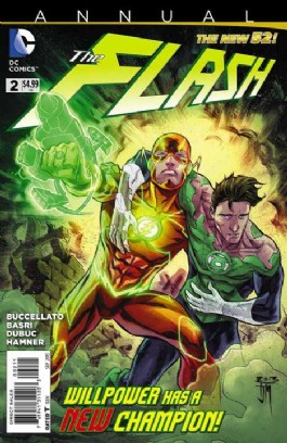 The Flash (4th Series) Annual #2