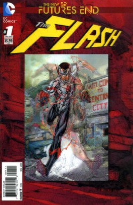 The Flash (4th Series): Futures End #1