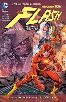 The Flash (4th Series): Gorilla Warfare #3