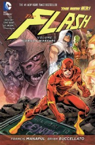 The Flash (4th Series): Gorilla Warfare 2014 #3