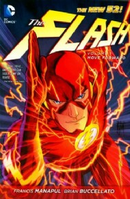 The Flash (4th Series): Move Forward 2012 #1