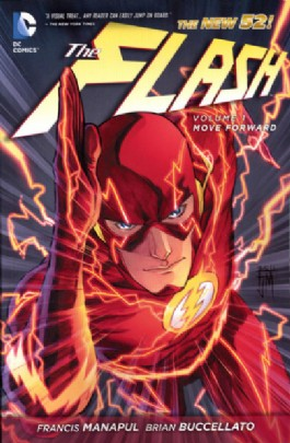 The Flash (4th Series): Move Forward #1