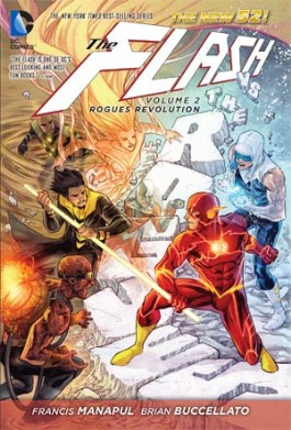 The Flash (4th Series): Rogues Revolution #2