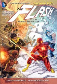 The Flash (4th Series): Rogues Revolution 2013 #2