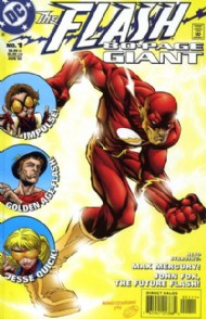 The Flash 80-Page Giant 1998 #1